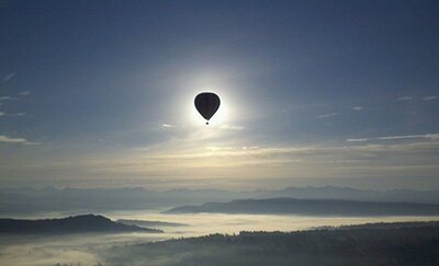 Enjoy a Sunrise Hot Air Balloon Flight
